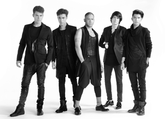 CNCO, Latin Boy Band