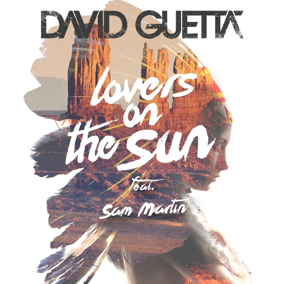 David Guetta feat Sam Smith, Cover
