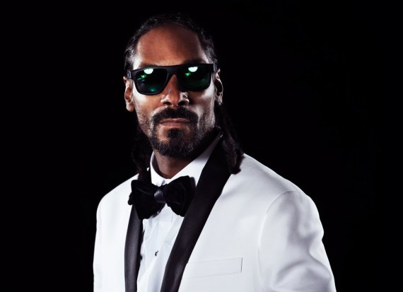Snoop Dogg, Rapper, Presspic