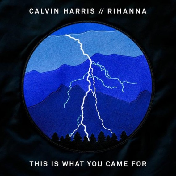 Albumcover from Calvin Harris and Rihanna: This Is What You Came For